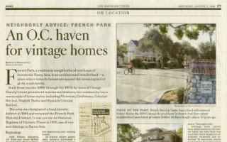 An O.C. haven for vintage homes thumbnail